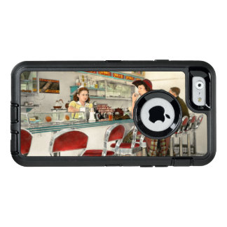 Cafe - The local hangout 1941 OtterBox Defender iPhone Case