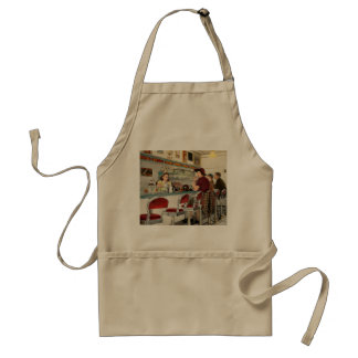 Cafe - The local hangout 1941 Standard Apron