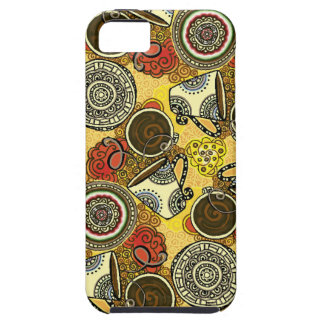 Cafe Time iPhone 5 Covers