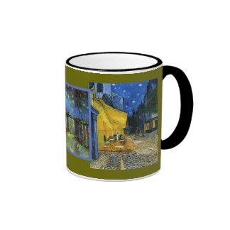Cafe Under the Stars Mug