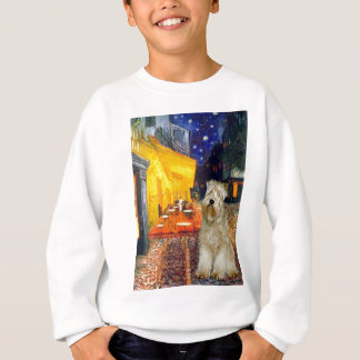 Cafe - Wheaten Terrier Sweatshirt