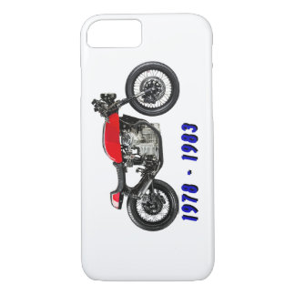 caferacer iPhone 7 case