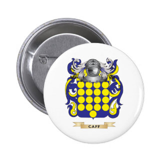 Caff Coat of Arms Family Crest Buttons