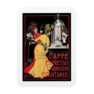 Caffe Espresso Rectangular Magnet