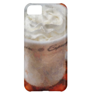 Caffe Latte iPhone 5C Covers