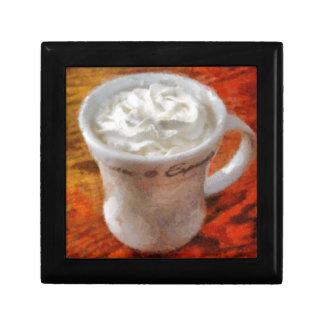 Caffe Latte Jewelry Box