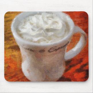 Caffe Latte Mousepads