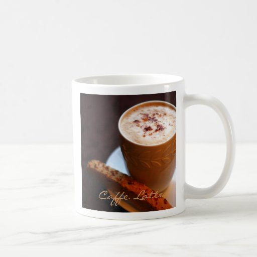 Caffe Latte Coffee Mugs