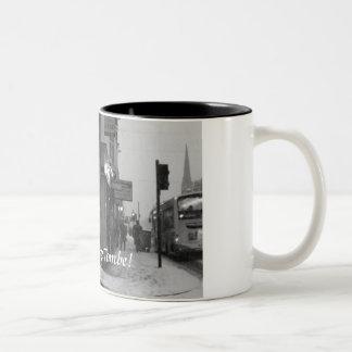 Caffe Two-Tone Mug