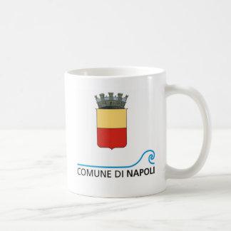 Caffe Napoli Basic White Mug