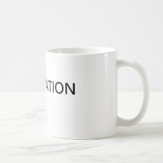 Caffeination Station Mug