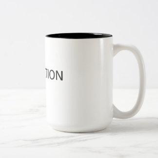 Caffeination Station Mug 15 oz.