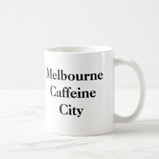 Caffeine City Mug