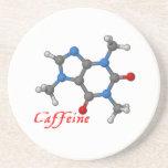 Caffeine Molecular Model Coaster