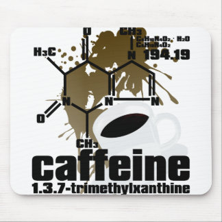 Caffeine Mouse Pad