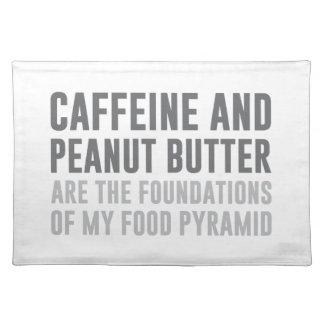 Caffeine & Peanut Butter Placemat