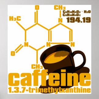 Caffeine Poster
