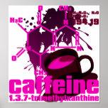 Caffeine Print