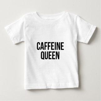 Caffeine Queen Baby T-Shirt
