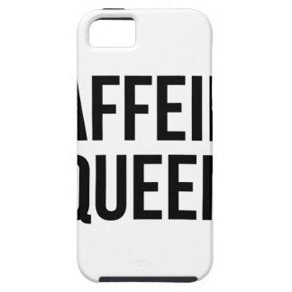 Caffeine Queen iPhone 5 Case