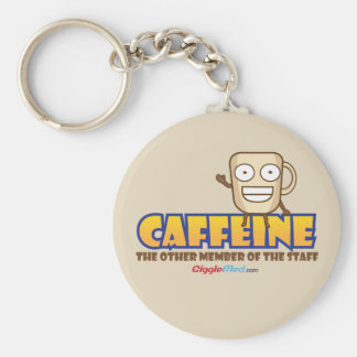 Caffeine, The Other Member of the Staff Key Ring