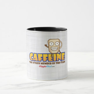 Caffeine, The Other Member of the Staff Mug