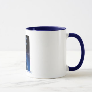 CAFFENE IT'S THE REAL THING MUG