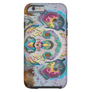 Caffine and Koala Tough iPhone 6 Case