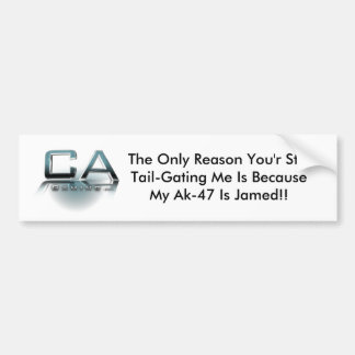 cag bumper stickers
