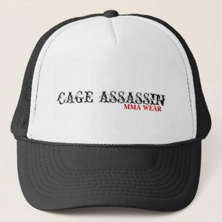CAGE ASSASSIN, MMA WEAR TRUCKER HAT
