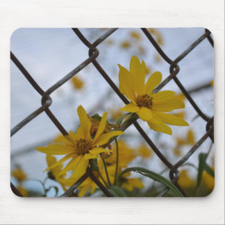 Caged Beauty Mouse Pad