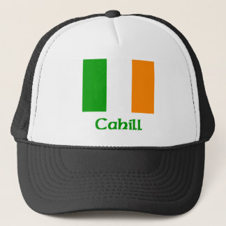 Cahill Irish Flag Trucker Hat