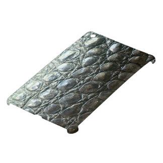 Caiman Crocodile Faux Alligator-Skin Design iPad Mini Cases
