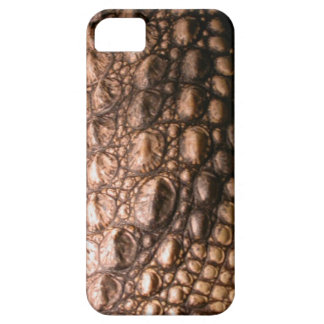Caiman Crocodile Skin Reptile iPhone 5 Case