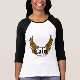 Cain Falcon Wings Gold T-Shirt
