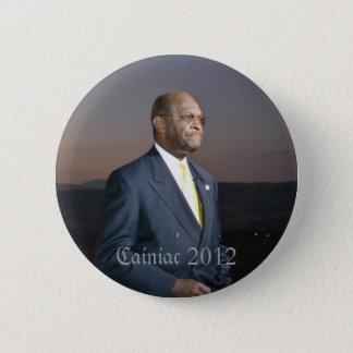Cainiac 2012 Button - Round