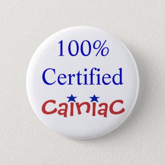 Cainiac Button