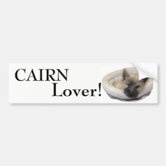Cairn Lover Bumper Sticker