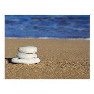 Cairn on the Sand Postcard