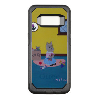 Cairn Playing Otter Box Case