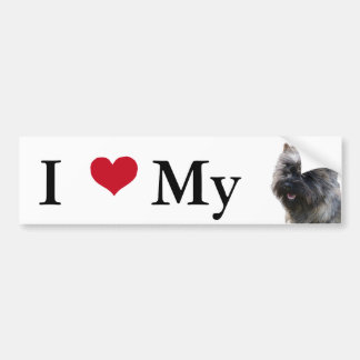 Cairn Terrier Bumper Sticker