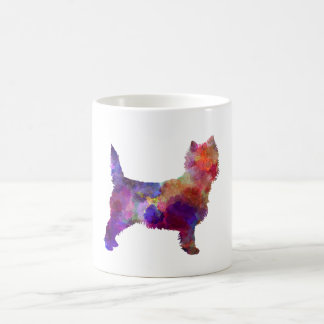 Cairn Terrier in watercolor Coffee Mug