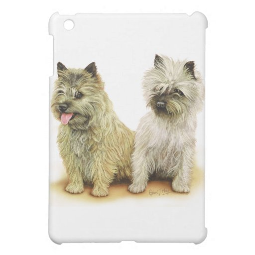 Cairn Terrier Case For The iPad Mini