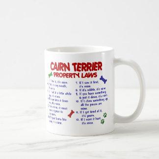 CAIRN TERRIER PL2 COFFEE MUG