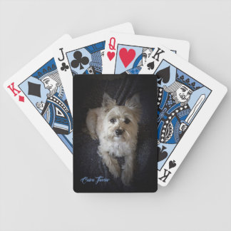Cairn Terrier - Poker Playing Cards