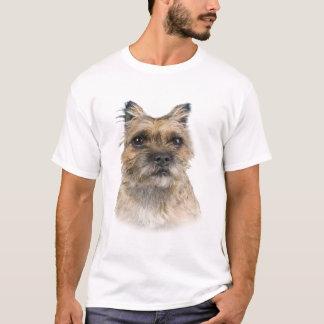 Cairn Terrier Portrait T-Shirt