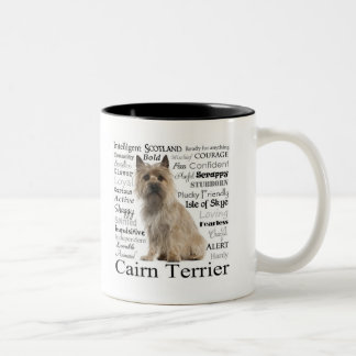 Cairn Terrier Traits Mug