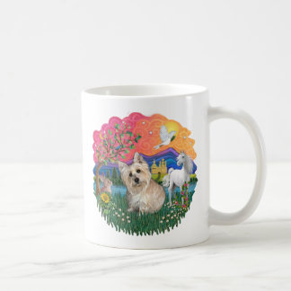 Cairn Terrier (wheaten 3) Coffee Mug
