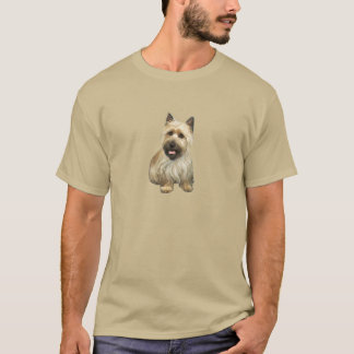 Cairn Terrier - Wheaten with black mask #2 T-Shirt