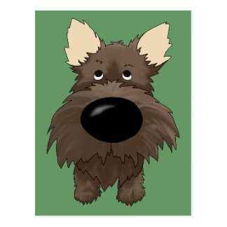 Cairn Terriers (Cairn Terrier) Postcards